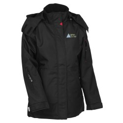 View a larger, more detailed picture of the Rouge River Insulated Hooded Parka - Ladies