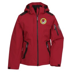 View a larger, more detailed picture of the Elias Insulated Hooded Waterproof Jacket - Ladies