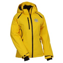 View a larger, more detailed picture of the Enakyo Insulated Hooded Waterproof Jacket - Ladies