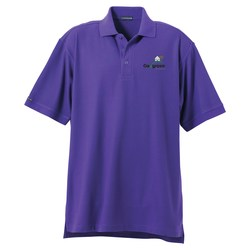 View a larger, more detailed picture of the Madera Pique Polo - Men s