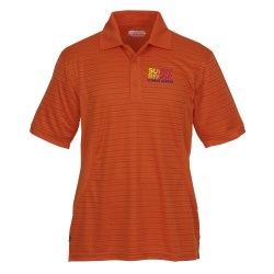 View a larger, more detailed picture of the Koryak Striped Moisture Wicking Polo - Men s