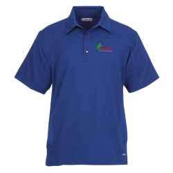 View a larger, more detailed picture of the Yabelo Hybrid Performance Polo - Men s