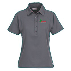 View a larger, more detailed picture of the Yabelo Hybrid Performance Polo - Ladies