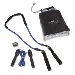 View a larger, more detailed picture of the Travel Fitness Kit - Closeout