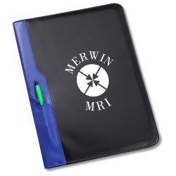 View a larger, more detailed picture of the Color Sleek Writing Pad - Closeout