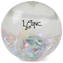 View a larger, more detailed picture of the Confetti Light Up Ball