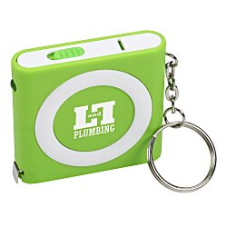 View a larger, more detailed picture of the Shuffle Key Light Tape Measure