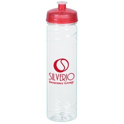 View a larger, more detailed picture of the Clear Impact Cyclone Sport Bottle - 24 oz