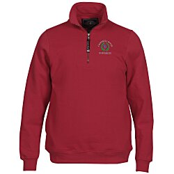 View a larger, more detailed picture of the Crosswind Quarter Zip Sweatshirt