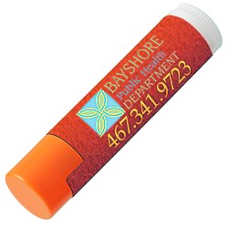 View a larger, more detailed picture of the SPF 15 Lip Balm - Colored Cap