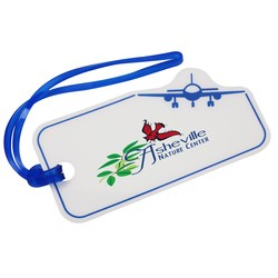 View a larger, more detailed picture of the Aviator Luggage Tag