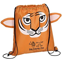 View a larger, more detailed picture of the Paws N Claws Sportpack - Tiger