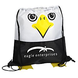 View a larger, more detailed picture of the Paws and Claws Sportpack - Eagle