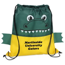 View a larger, more detailed picture of the Paws N Claws Sportpack - Gator