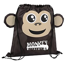 View a larger, more detailed picture of the Paws N Claws Sportpack - Monkey
