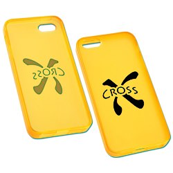 View a larger, more detailed picture of the myPhone Case for iPhone 5 - Translucent