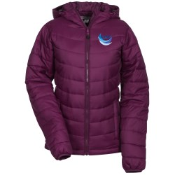 View a larger, more detailed picture of the Mission Puff Jacket - Ladies