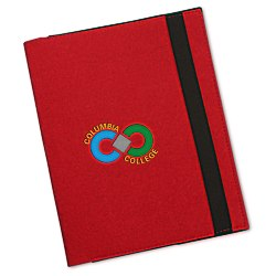 View a larger, more detailed picture of the Non-Woven Felt Tablet Folder