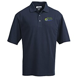 View a larger, more detailed picture of the Assembly Snap Placket Polo - Men s