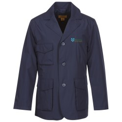 View a larger, more detailed picture of the Rutherford Blazer Jacket - Men s