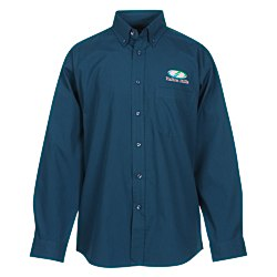 View a larger, more detailed picture of the Superblend Poplin Shirt - Men s