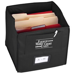 View a larger, more detailed picture of the Non-Woven Storage Bin - Closeout