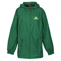 View a larger, more detailed picture of the Harriton Rain Jacket - Ladies