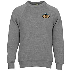 View a larger, more detailed picture of the Alternative Unisex 6 4 oz Champ Fleece Crew