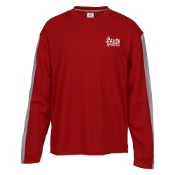 View a larger, more detailed picture of the Russell Athletic LS Performance Tee