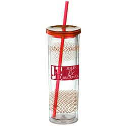 View a larger, more detailed picture of the Color Scheme Montara Spirit Tumbler - 16 oz - Bricks