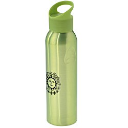 View a larger, more detailed picture of the Angle Up Aluminum Sport Bottle 24 oz
