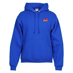 View a larger, more detailed picture of the Jerzees Nublend Super Sweats Hoodie