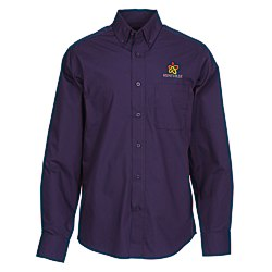 View a larger, more detailed picture of the Preston EZ Care Dress Shirt - Men s