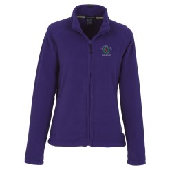 View a larger, more detailed picture of the Gambela Microfleece Jacket - Ladies 