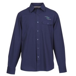 View a larger, more detailed picture of the Ralston Yarn Dyed Plaid Shirt - Men s