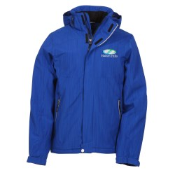 View a larger, more detailed picture of the Moritz Insulated Hooded Jacket - Men s