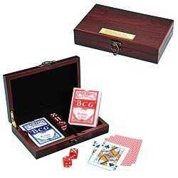 View a larger, more detailed picture of the Card & Dice Set
