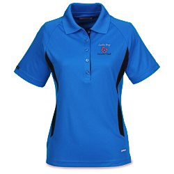 View a larger, more detailed picture of the Mitica Performance Polo - Ladies - 24 hr