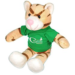 View a larger, more detailed picture of the Mascot Beanie Animal - Cat - 24 hr