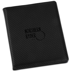 View a larger, more detailed picture of the Carbon Fiber iPad Writing Pad