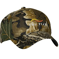 View a larger, more detailed picture of the Outdoor Cap Value Camo Hat - Advantage Classic