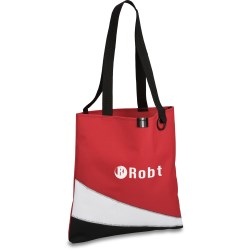 View a larger, more detailed picture of the Glaze Convention Tote - Closeout