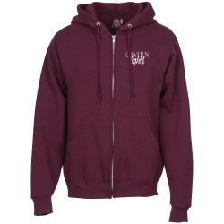 View a larger, more detailed picture of the Fruit of the Loom Generation 6 Full Zip Hoodie