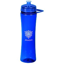 View a larger, more detailed picture of the PolySure Exertion Sport Bottle - 24 oz 
