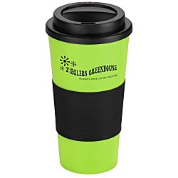 View a larger, more detailed picture of the Commuter Neon Tumbler - 16 oz