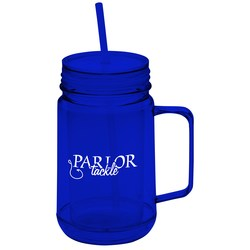View a larger, more detailed picture of the Game Day Mason Jar - 24 oz