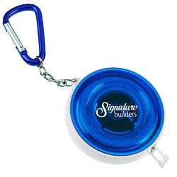 View a larger, more detailed picture of the Carabiner Round Tape Measure