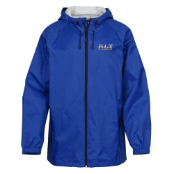 View a larger, more detailed picture of the Devon & Jones Rain Jacket - Men s