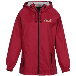 View a larger, more detailed picture of the Devon & Jones Rain Jacket - Ladies