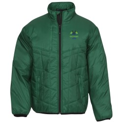 View a larger, more detailed picture of the Devon & Jones Insulated Jacket - Men s